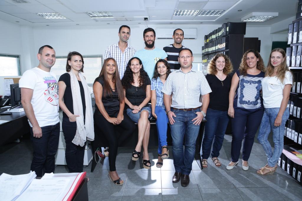צוות ויועצי החברה לרישוי עסקים