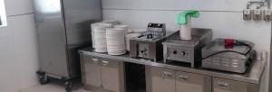 תכנון מטבחים מוסדיים - החברה לרישוי עסקים